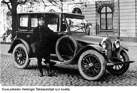 Helsingin Taksiautoilijat ry